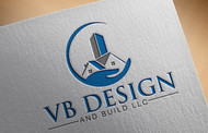 VB Design and Build LLC Logo - Entry #183