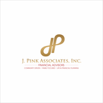 J. Pink Associates, Inc., Financial Advisors Logo - Entry #4