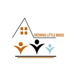 Growing Little Minds Early Learning Center or Growing Little Minds Logo - Entry #118