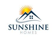 Sunshine Homes Logo - Entry #547