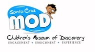 santa cruz children's museum of discovery  MOD Logo - Entry #1
