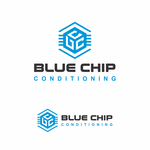 Blue Chip Conditioning Logo - Entry #107