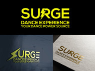 SURGE dance experience Logo - Entry #75