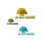 Oak Wealth Management Logo - Entry #68