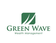 Green Wave Wealth Management Logo - Entry #153