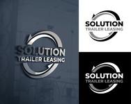 Solution Trailer Leasing Logo - Entry #61