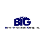 Better Investment Group, Inc. Logo - Entry #207