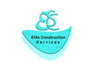 Elite Construction Services or ECS Logo - Entry #229