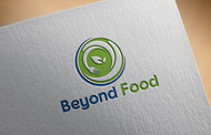 Beyond Food Logo - Entry #203