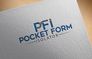 Pocket Form Isolator Logo - Entry #45