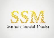 Sasha's Social Media Logo - Entry #109