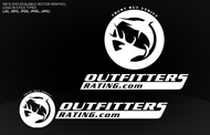 OutfittersRating.com Logo - Entry #70