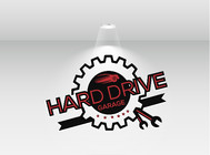 Hard drive garage Logo - Entry #32