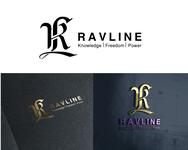 RAVLINE Logo - Entry #44
