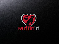 Ruffin'It Logo - Entry #31