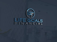 Life Goals Financial Logo - Entry #22