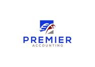 Premier Accounting Logo - Entry #381