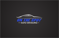 On the Spot Auto Detailing Logo - Entry #17