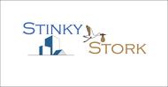 Stinky Stork Logo - Entry #55