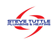 Steve Tuttle Plumbing & Heating Logo - Entry #10