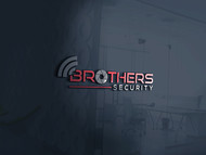 Brothers Security Logo - Entry #28
