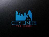 City Limits Vet Clinic Logo - Entry #161