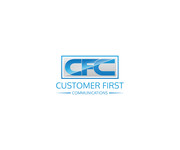 Customer First Communications Logo - Entry #54