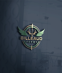 Billeaud Farms Logo - Entry #134