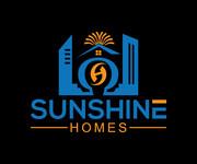 Sunshine Homes Logo - Entry #470