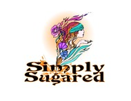 Simply Sugared Logo - Entry #27