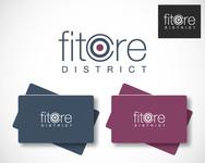 FitCore District Logo - Entry #99