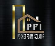 Pocket Form Isolator Logo - Entry #73