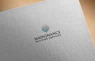MAIN2NANCE BUILDING SERVICES Logo - Entry #113