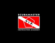 ScubaMaster Instructor Academy Logo - Entry #46
