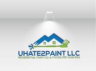 uHate2Paint LLC Logo - Entry #137