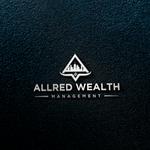 ALLRED WEALTH MANAGEMENT Logo - Entry #877