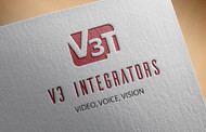 V3 Integrators Logo - Entry #276