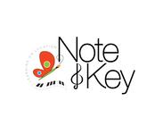 Note & Key Logo - Entry #71