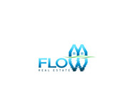 Flow Real Estate Logo - Entry #82