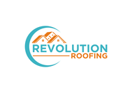 Revolution Roofing Logo - Entry #30