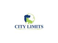 City Limits Vet Clinic Logo - Entry #68