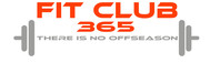 Fit Club 365 Logo - Entry #3