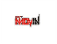 Keep It Movin Logo - Entry #243