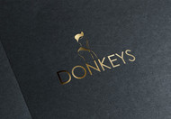 DONKEYS Logo - Entry #23