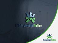 Heavyweight Jiujitsu Logo - Entry #141