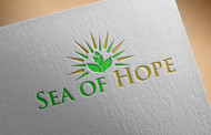 Sea of Hope Logo - Entry #193