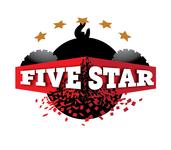 Five Star Logo - Entry #97