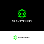 SILENTTRINITY Logo - Entry #55