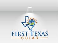 First Texas Solar Logo - Entry #28