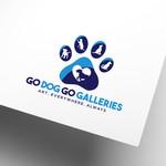 Go Dog Go galleries Logo - Entry #8